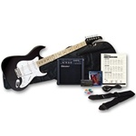 Electric Guitar Pack Musical Instrument Rental
