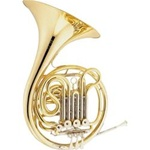 French Horn Student Musical Instrument Rental